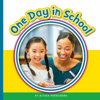 Cover image for One day in school