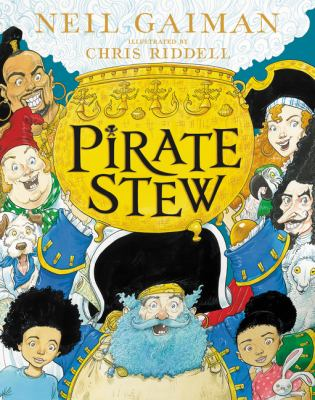Cover image for Pirate stew