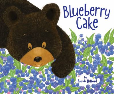 Cover image for Blueberry cake