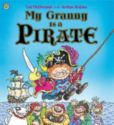 Cover image for My granny is a pirate
