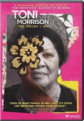 Cover image for Toni Morrison [DVD] : the pieces I am