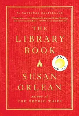 Cover image for The library book / Susan Orlean.