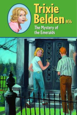 Cover image for The mystery of the emeralds