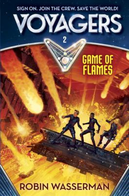 Cover image for Game of flames