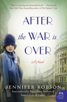 Cover image for After the war is over : a novel