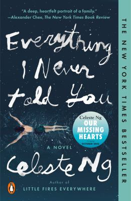 Cover image for Everything I Never Told You