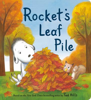 Rocket's-leaf-pile