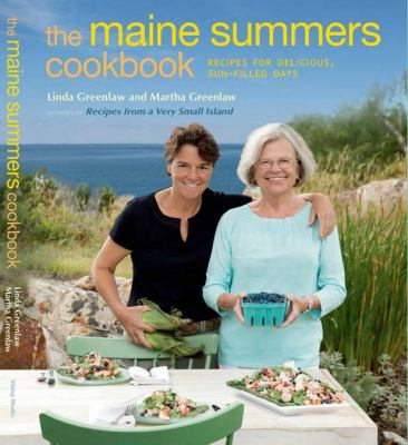 The Maine Summers Cookbook cover image