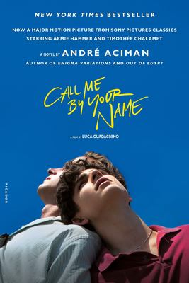 Cover image for Call me by your name