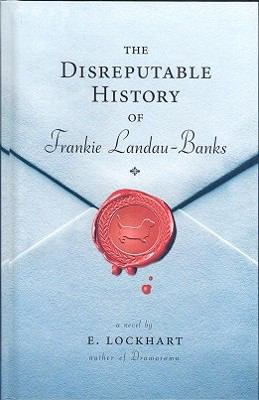 Cover image for The disreputable history of Frankie Landau-Banks