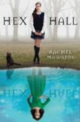 Cover image for Hex Hall