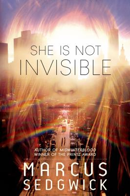 Cover image for She is not invisible