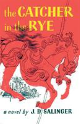 Cover image for The catcher in the rye