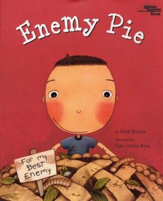Cover image for Enemy pie