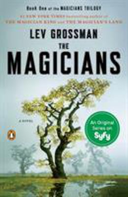 The Magicians book jacket