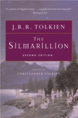The Silmarillion book jacket