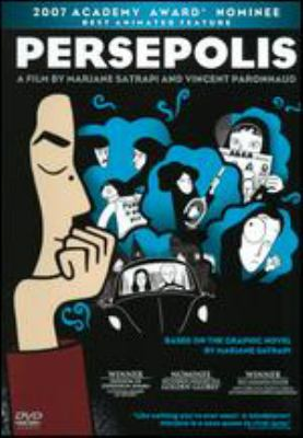 Cover image for Persepolis