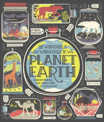 Cover image for The wondrous workings of planet Earth : understanding our world and its ecosystems / by Rachel Ignotofsky.