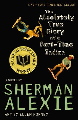 Cover image for The absolutely true diary of a part-time Indian
