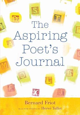Cover image for The aspiring poet's journal