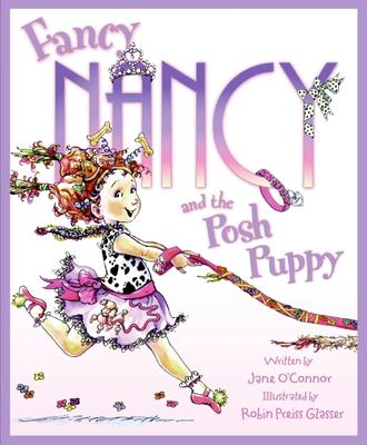 Cover image for Fancy Nancy and the posh puppy