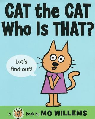Cover image for Cat the cat, who is that?