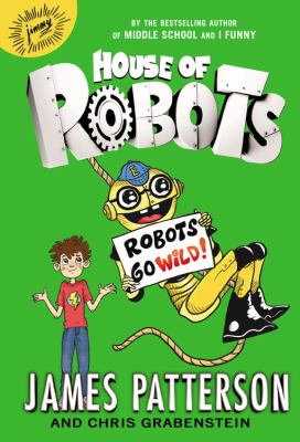Cover image for Robots go wild!