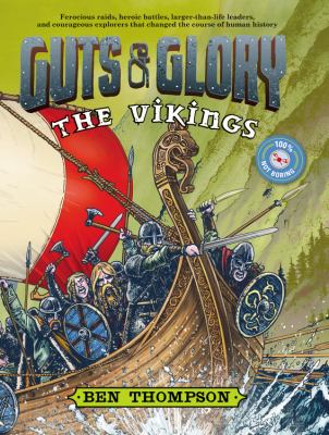 Cover image for Guts & glory : the Vikings