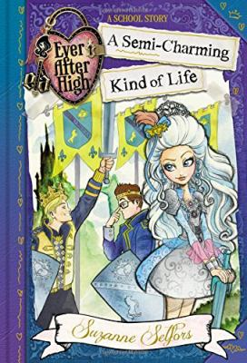 Cover image for Semi-charming kind of life :  a school story