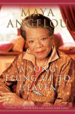 Cover image for A song flung up to heaven