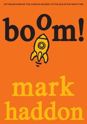 Cover image for Boom!, (or, 70,000 light years)