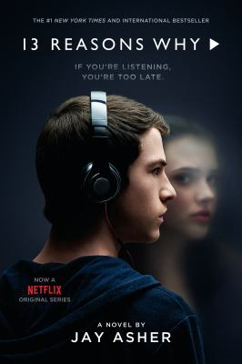 Cover image for Thirteen reasons why : a novel