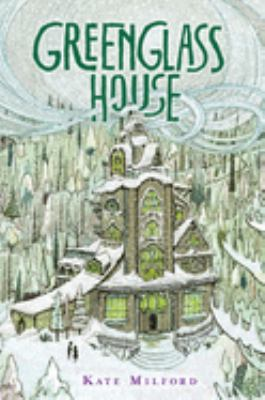 Cover image for Greenglass House