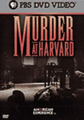 Cover image for Murder at Harvard [videorecording (DVD)]