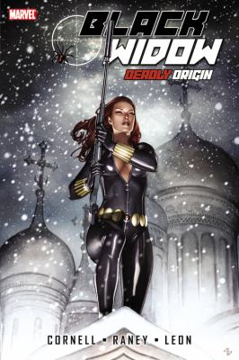 Cover image for Black Widow : deadly origin