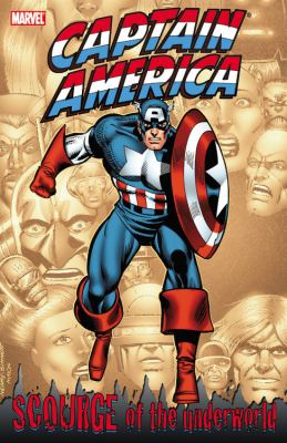 Cover image for Captain America : scourge of the underworld