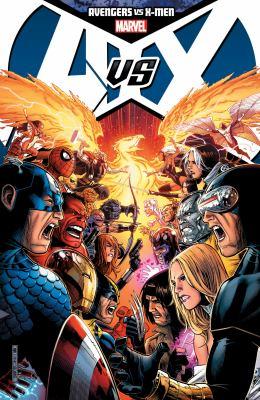 Cover image for Avengers vs. X-Men