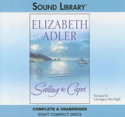 Cover image for Sailing to Capri [sound recording (CD)]