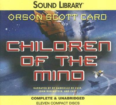 Cover image for Children of the mind [sound recording (CD)]