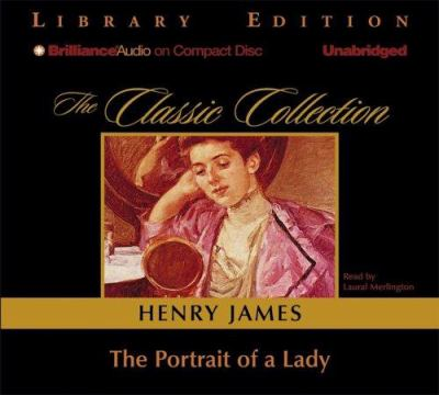 Cover image for The portrait of a lady [sound recording (CD)]