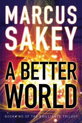 Cover image for A better world