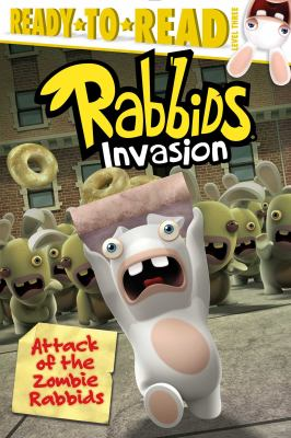 Cover image for Attack of the Zombie Rabbids