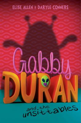 Cover image for Gabby Duran and the Unsittables