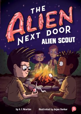 Cover image for Alien scout