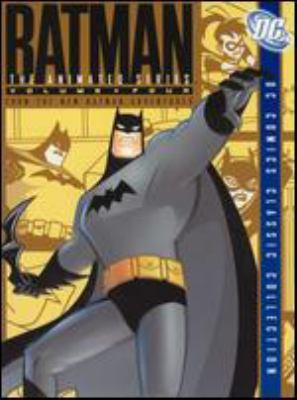 Cover image for Batman, the animated series. Volume four [videorecording (DVD)]