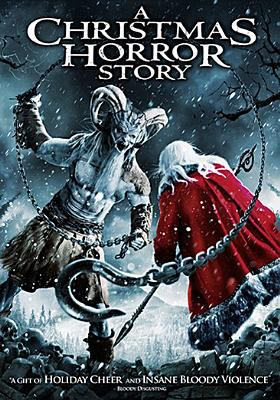 Cover image for A Christmas horror story [videorecording (DVD)]
