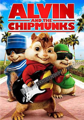Cover image for Alvin and the chipmunks [videorecording (DVD)]
