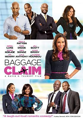 Cover image for Baggage claim [videorecording (DVD)]