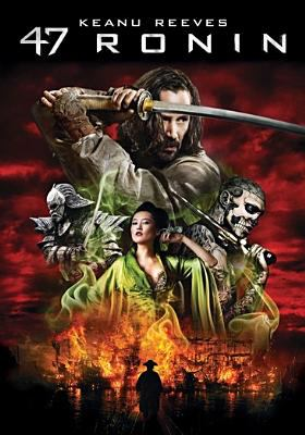 Cover image for 47 Ronin [videorecording (DVD)]