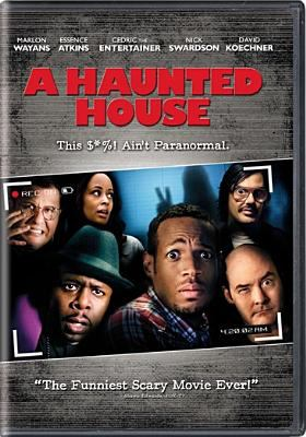 Cover image for A haunted house [videorecording (DVD)]
